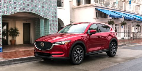 Image The Mazda Cx 5 Was Officially