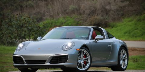 2007 Porsche 911 Targa 4s Original Msrp Of 147265