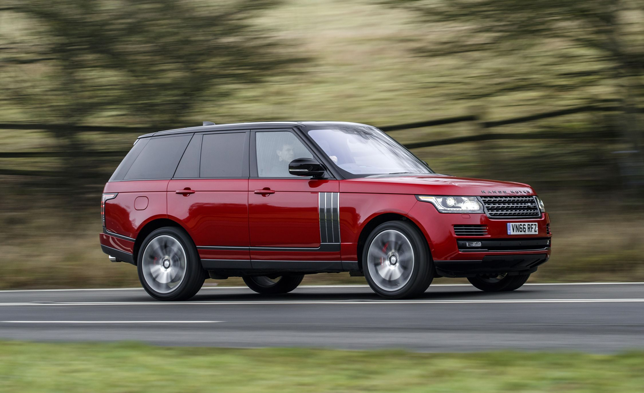 2017 Range Rover Svautobiography Dynamic 8211 Review Car And Driver