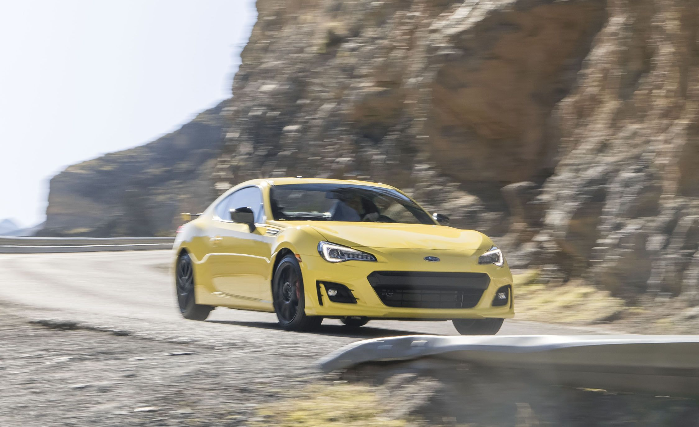 2017 Subaru Brz Performance Package First Drive 8211 Review Car And Driver
