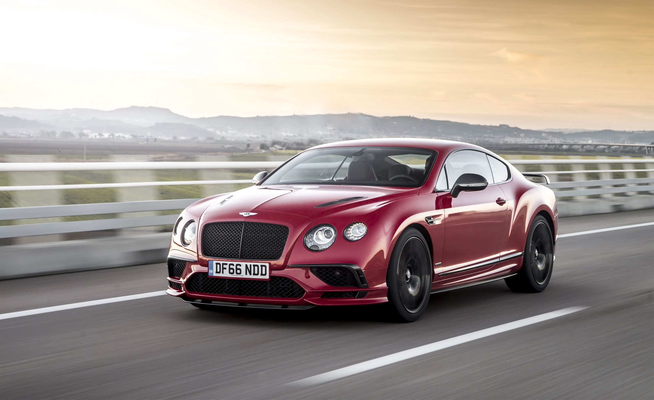 2018 Bentley Continental Supersports First Drive Review Car And Driver