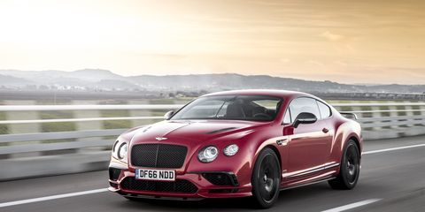 Land vehicle, Vehicle, Luxury vehicle, Car, Bentley continental gt, Bentley, Performance car, Automotive design, Personal luxury car, Mid-size car,