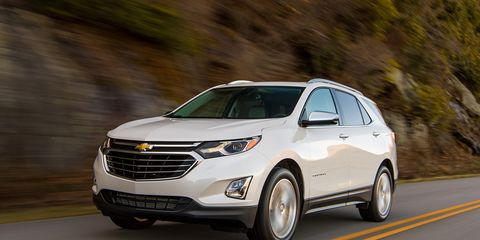2018 Chevrolet Equinox First Drive | Review | Car and Driver