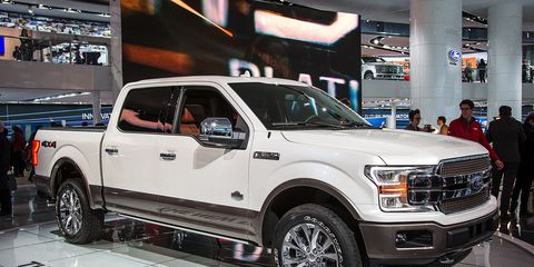2018 Ford F 150 Revealed With Diesel Power 8211 News 8211 Car