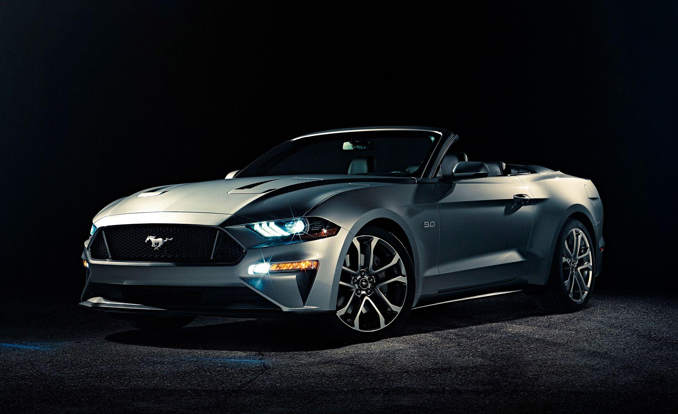 2018 Ford Mustang Convertible Renewed Droptop