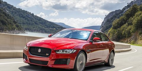 2018 Jaguar XE Updated with New Engine Options –