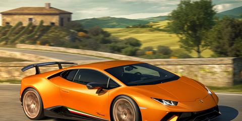 2018 Lamborghini Huracan Performante Photos And Info News Car