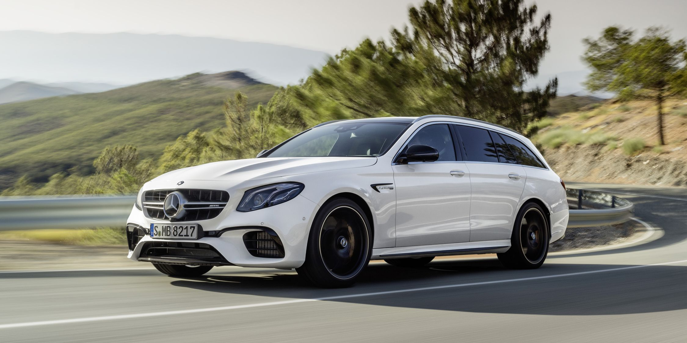 2018 Mercedes Amg E63 S Wagon Photos And Info 8211 News 8211