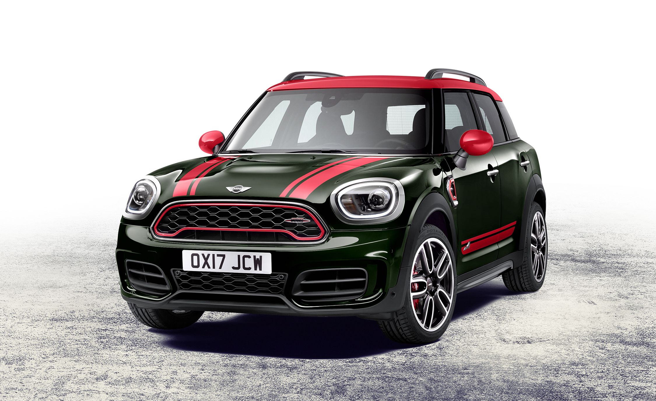2018 Mini Jcw Countryman Photos And Info 8211 News 8211 Car
