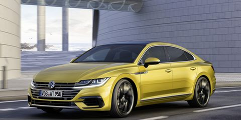 2018 Volkswagen Arteon Photos And Info News Car And Driver