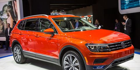 2018 Volkswagen Tiguan LWB Photos and Info –