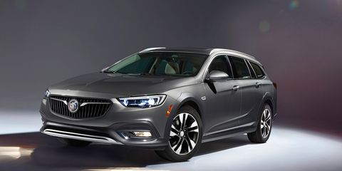 2018 Buick Regal TourX Dissected | Feature | Car and Driver