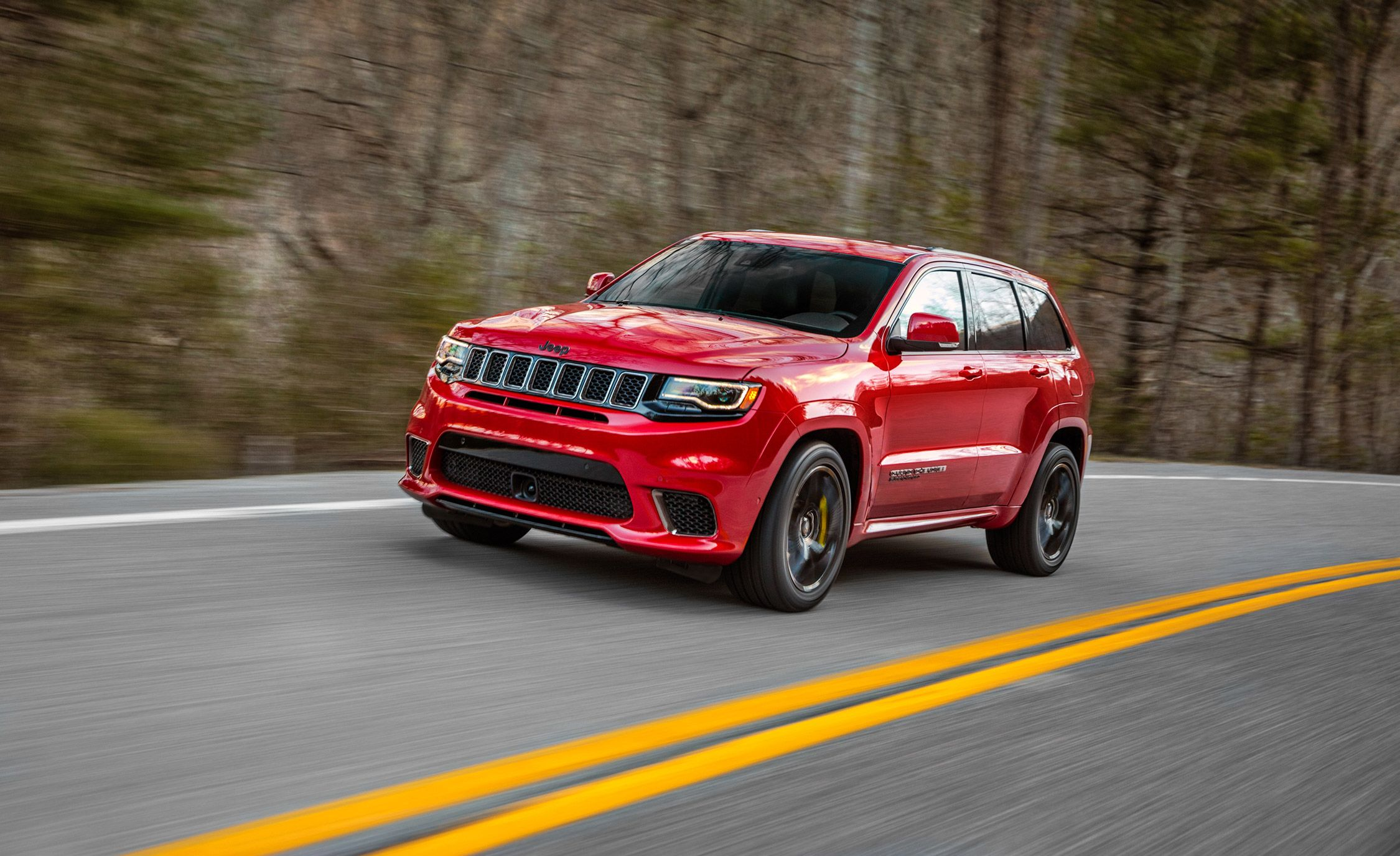 2018 Jeep Grand Cherokee Trackhawk Dissected