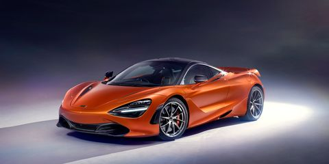 2018 mclaren 720s dissected: chassis, powertrain, styling, and more!