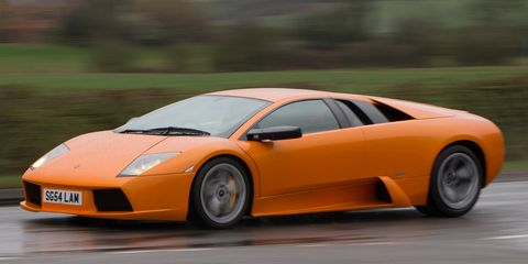 We Drive A 250 000 Mile Lamborghini Murcielago Feature Car And