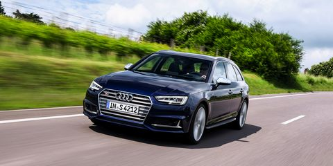 2017 Audi S4 Avant Wagon First Drive | Review | Car and Driver