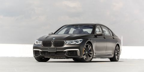 2017 BMW M760i xDrive Tested | Review | Car and Driver