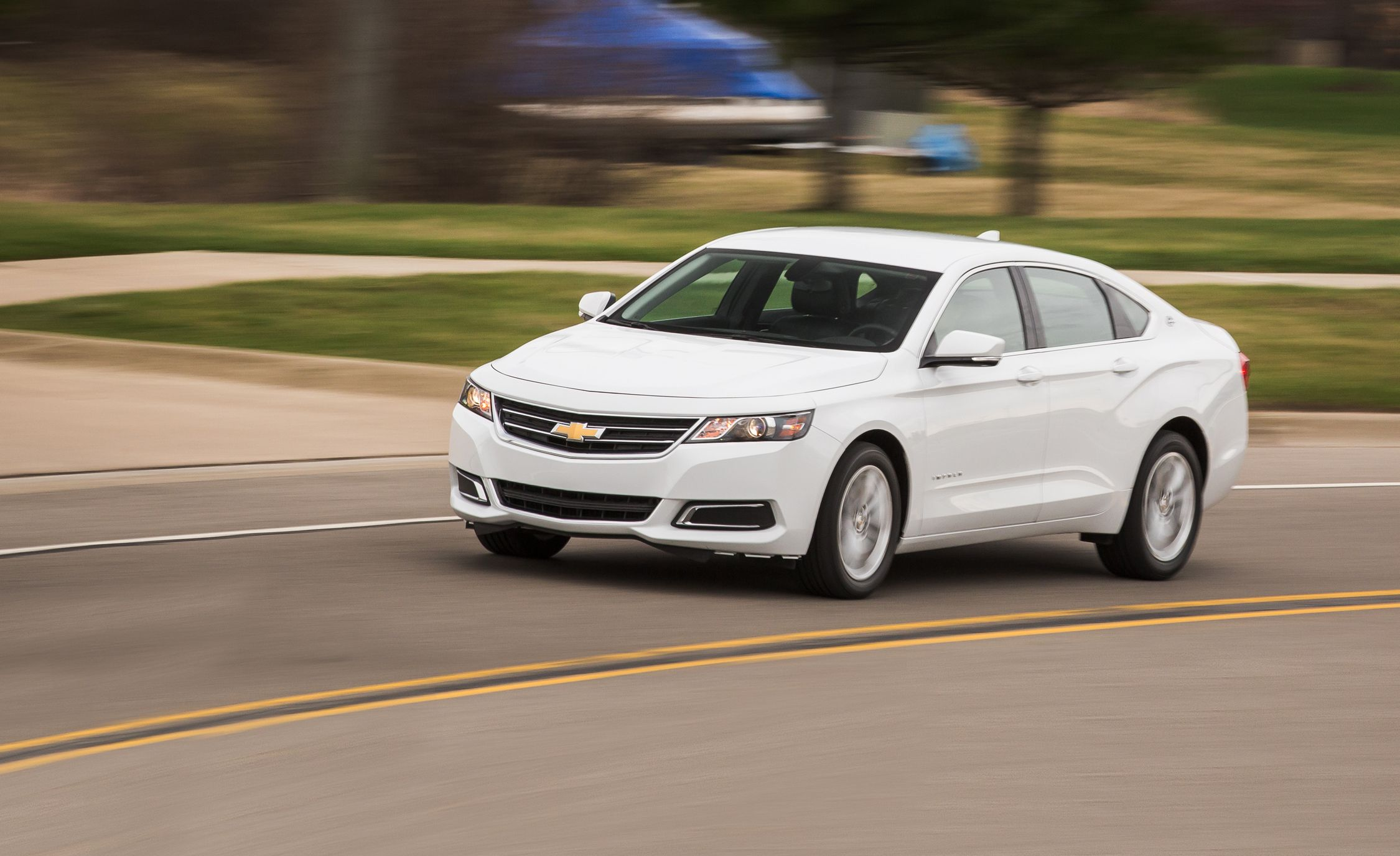 2017 Chevrolet Impala Review Quietly