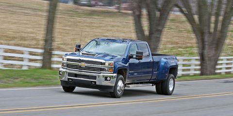 2017 Duramax Price >> 2017 Chevrolet Silverado 3500hd Diesel 4x4 Test Review