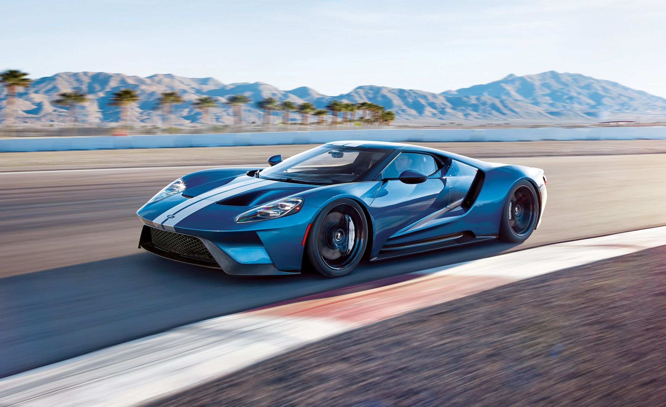 2017 Ford Gt Supercar First Ride Review Car And Driver