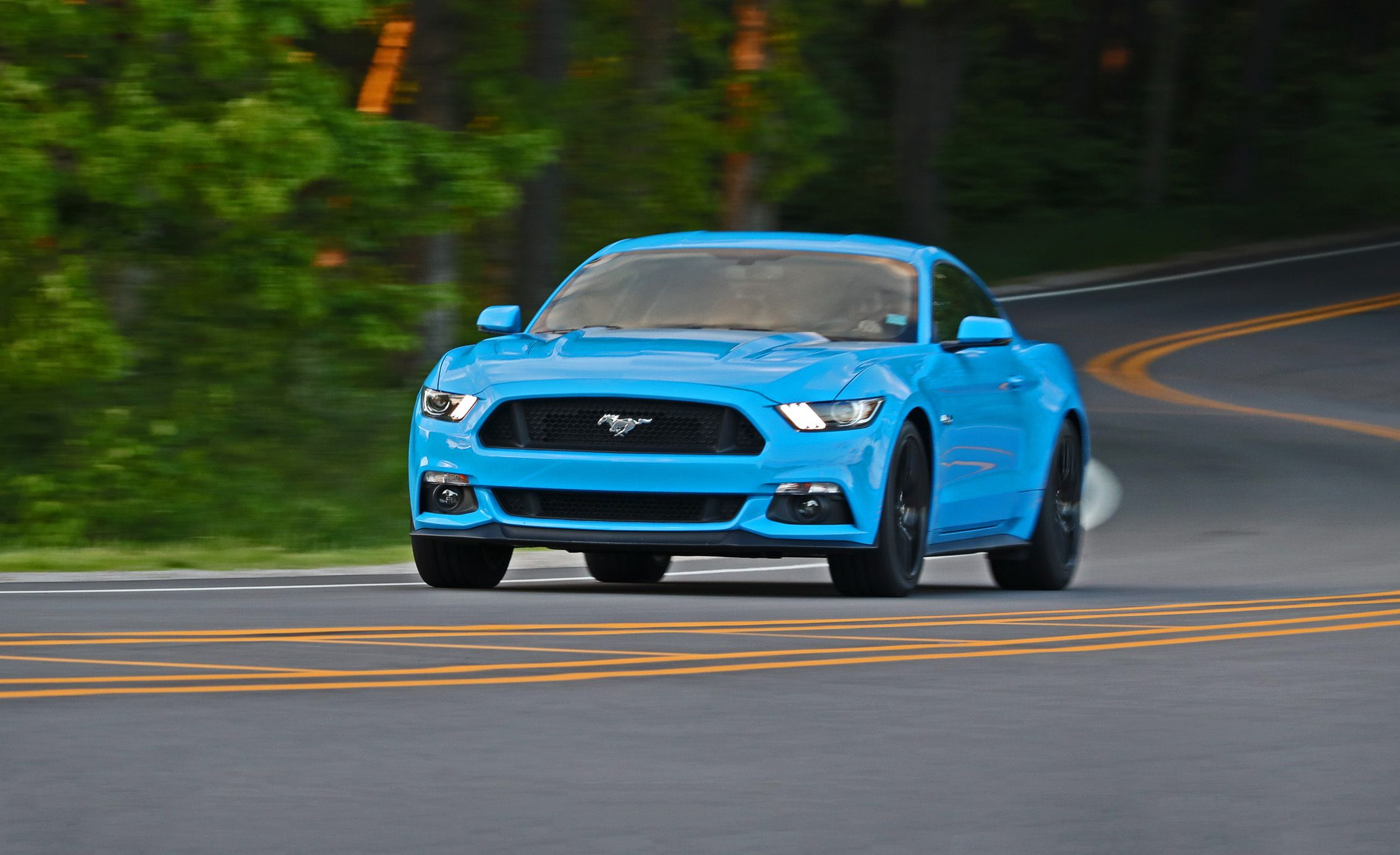 2017 Ford Mustang Coupe And Convertible Review