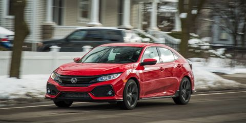 2017 Honda Civic Hatchback 1 5T Manual Test | Review | Car