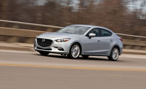 2017 Mazda 3 2 0L Automatic Sedan Test | Review | Car and Driver