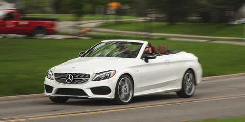 2017 Mercedes-AMG C43 Cabriolet Test | Review | Car and Driver