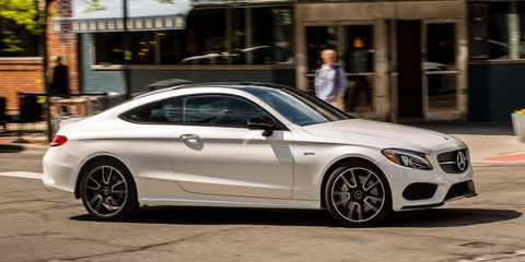 2017 Mercedes-AMG C43 Coupe Test | Review | Car and Driver