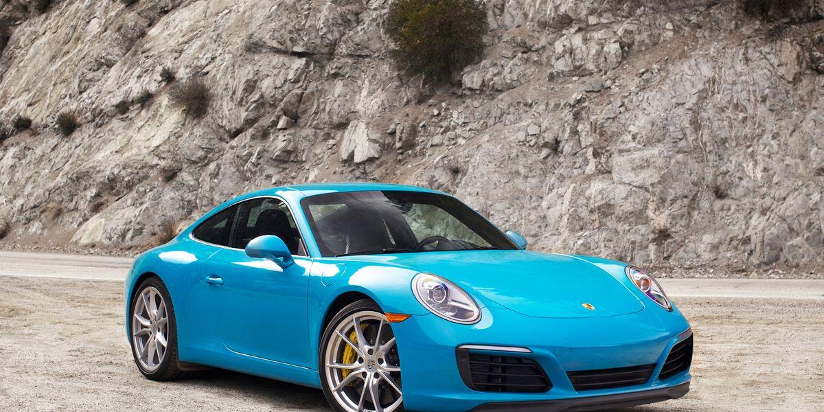 2017 Porsche 911 Carrera S PDK Automatic Test   Review ...