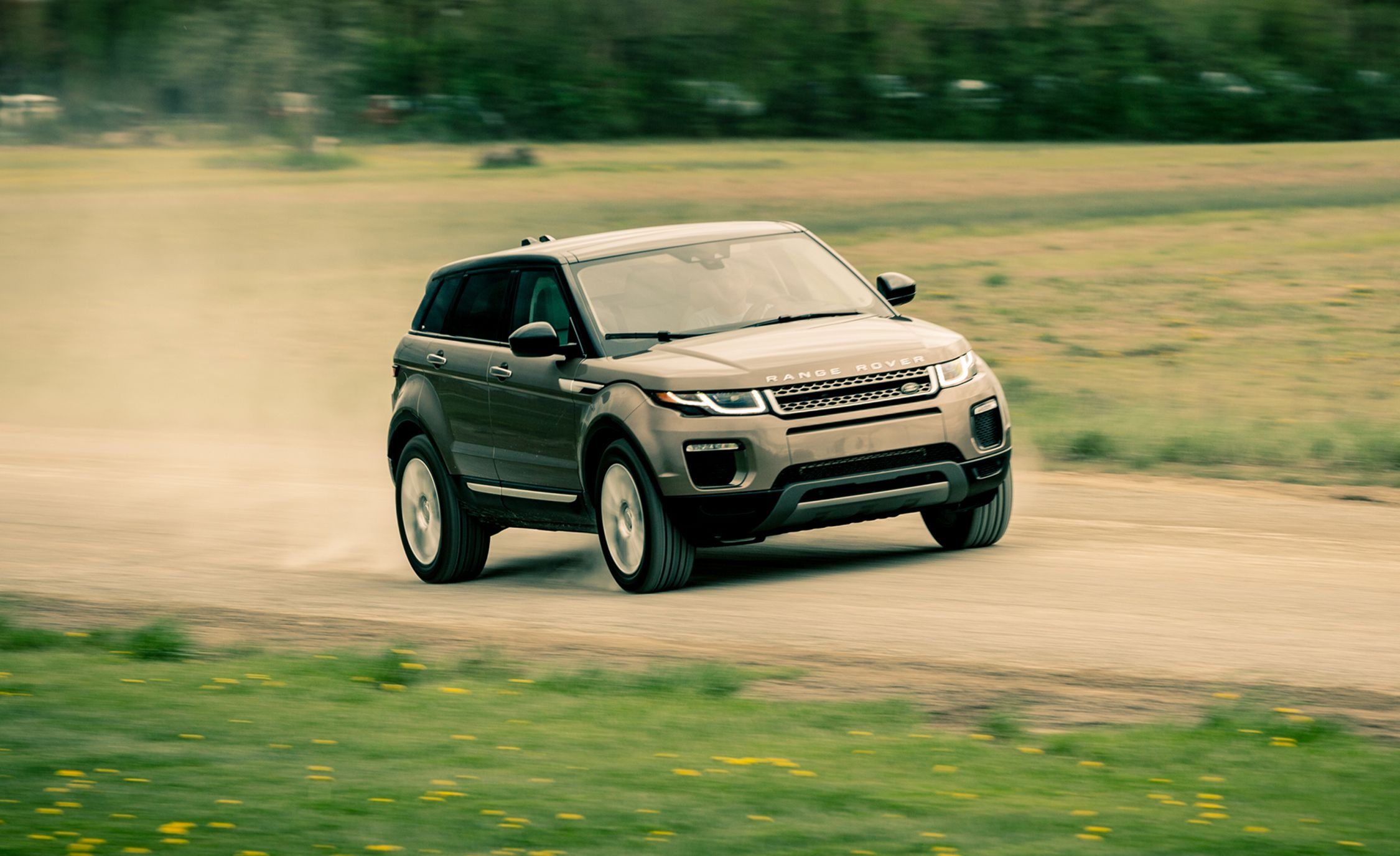 2017 Range Rover Evoque Test Review Car And Driver