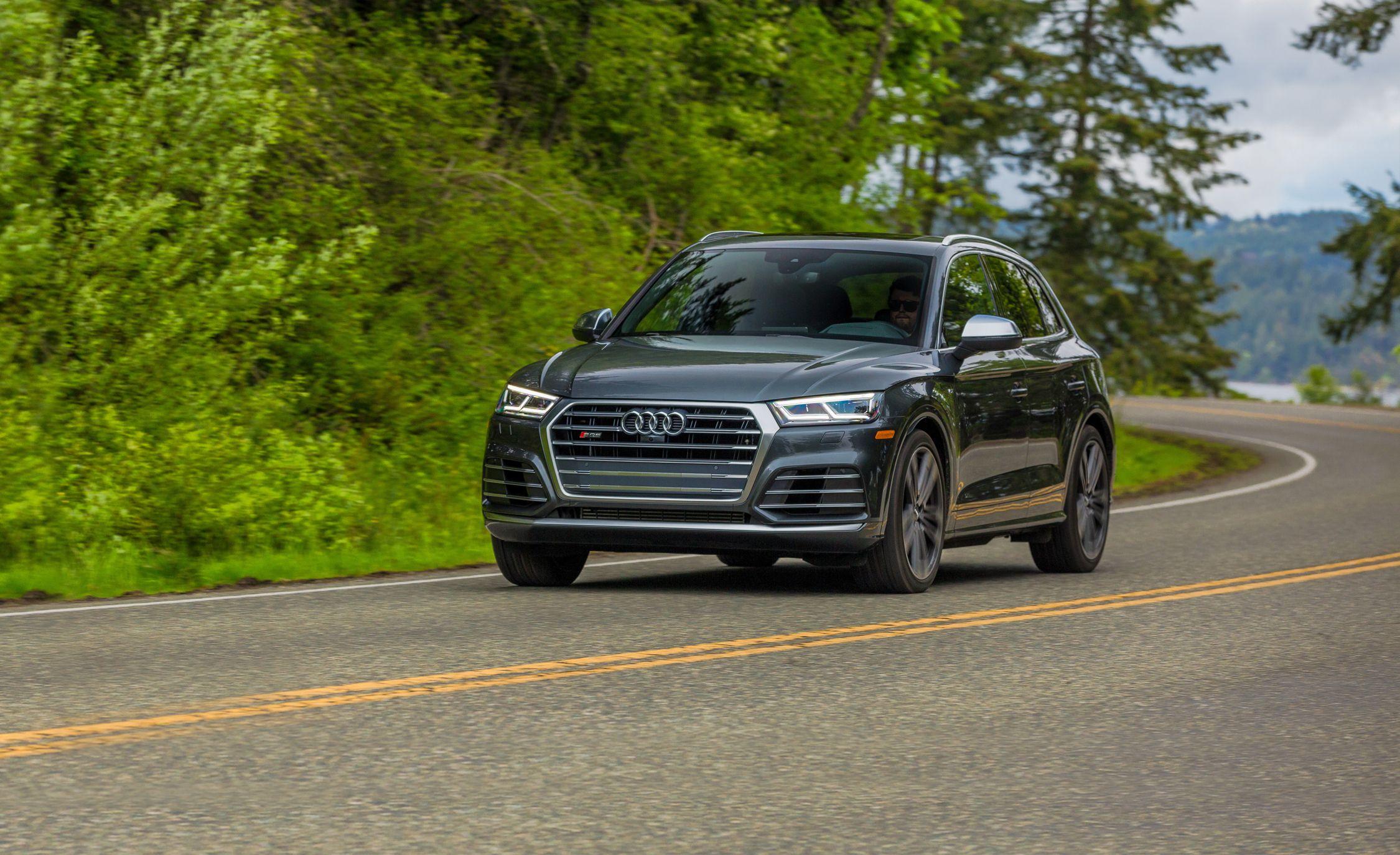Kekurangan Audi Sq5 2018 Spesifikasi