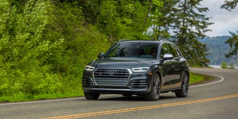 2018 Audi SQ5 First Drive | Review | Car and Driver