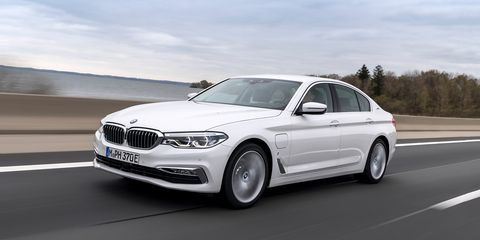 2018 BMW 530e Plug-In Hybrid First Drive | Review | Car and