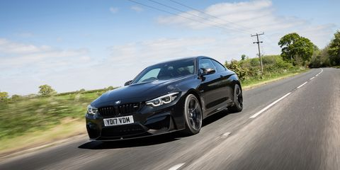 M4 Competition Package >> 2018 Bmw M4 First Drive Review Car And Driver