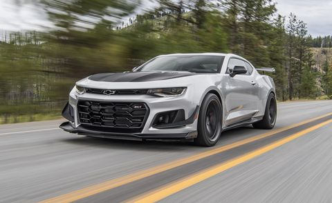 Zl1 1le Price >> 2018 Chevrolet Camaro Zl1 1le First Drive Review Car And