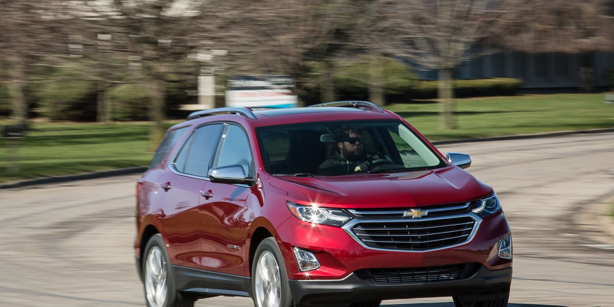 2018 Chevrolet Equinox AWD Test | Review | Car and Driver