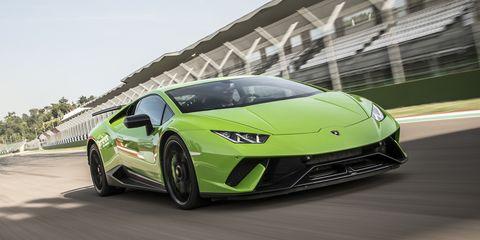 Land vehicle, Vehicle, Car, Supercar, Sports car, Automotive design, Lamborghini aventador, Lamborghini, Green, Performance car,