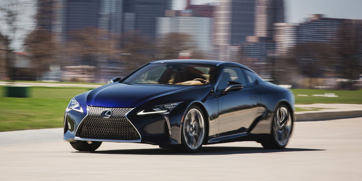 Tested: 2018 Lexus LC500