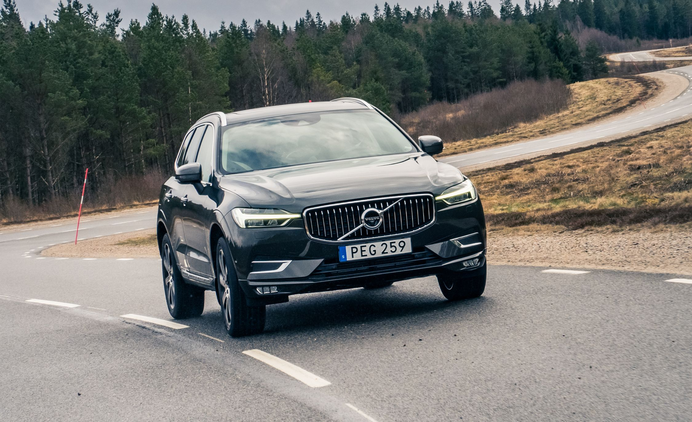 2018 Volvo Xc60 T6 First Ride