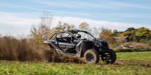Can-Am Maverick X3 Side-by-Side UTV Test | Review | Car and