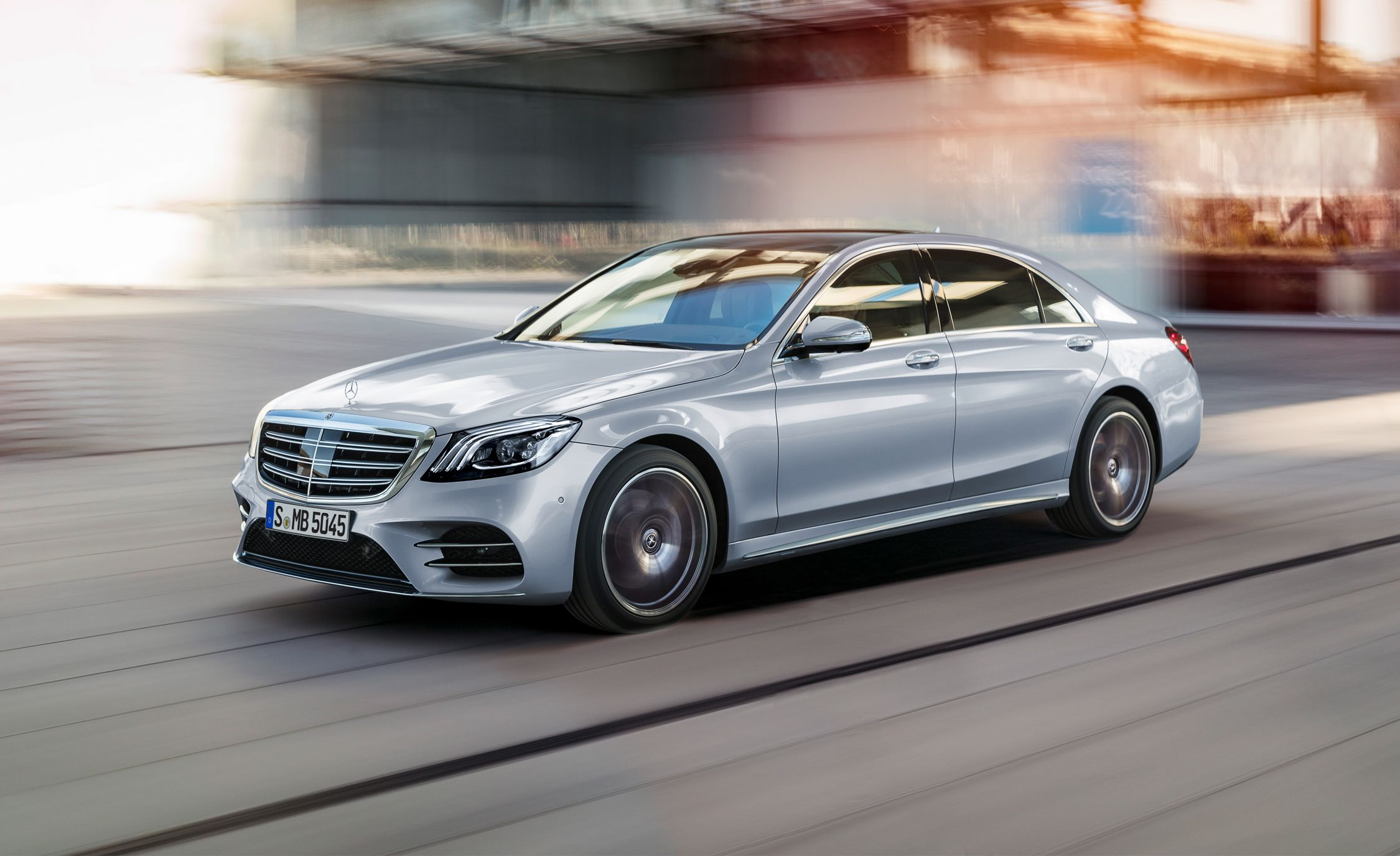 2018 Mercedes Benz S Cl Sedan Lineup Detailed From Top To Bottom