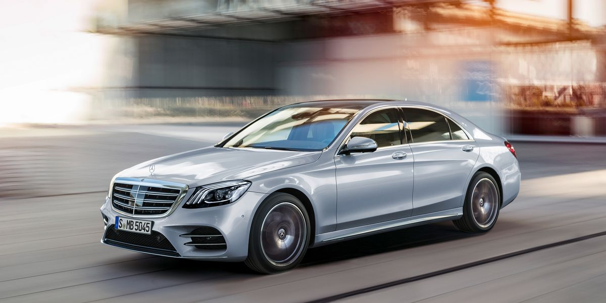 2018 Mercedes Benz S Cl Sedan Lineup Detailed From Top To Bottom News Car And Driver