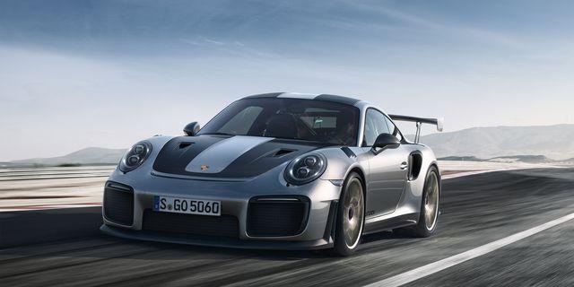 2018 Porsche 911 Gt2 Rs Photos And Info News Car And Driver