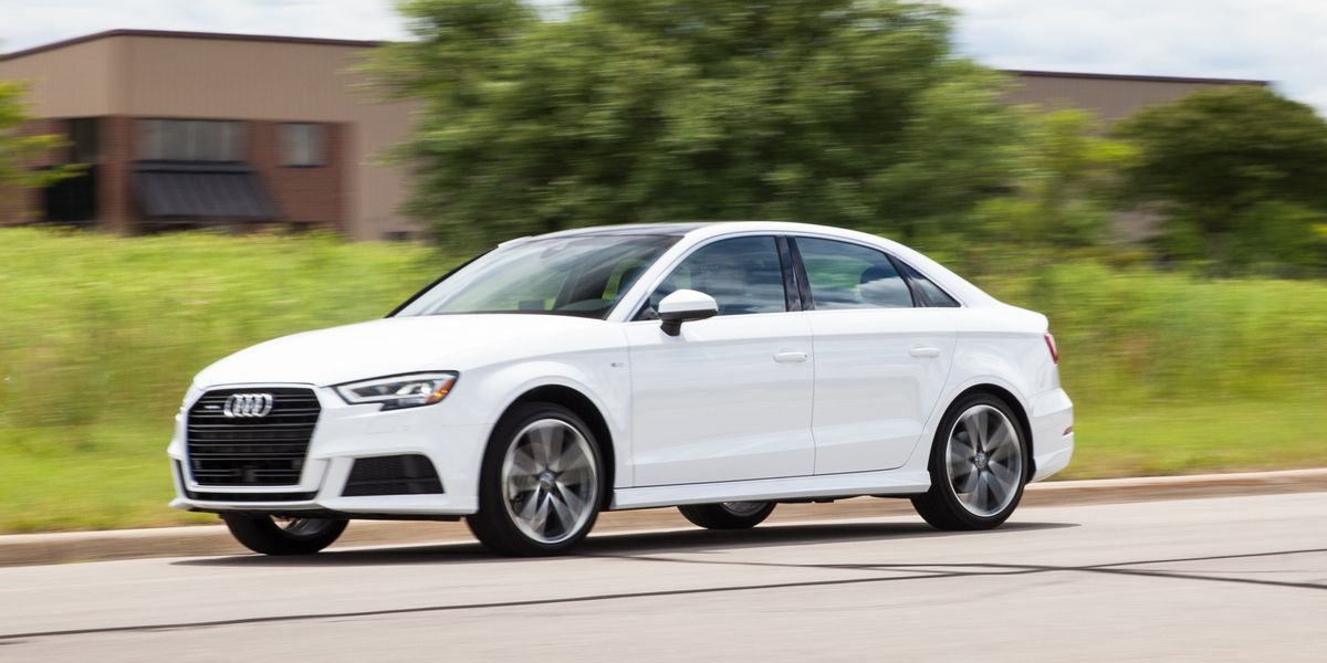 2017 Audi A3 2.0T Quattro Test   Review   Car and DriverCar and Driver
