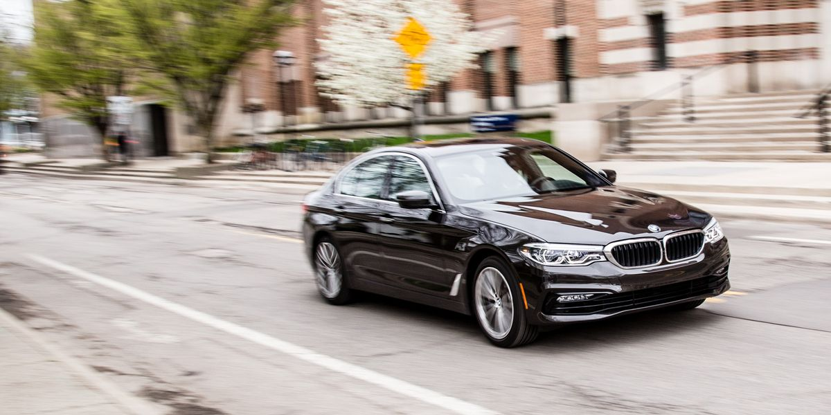 2017 Bmw 530i Xdrive Test Review Car And Driver
