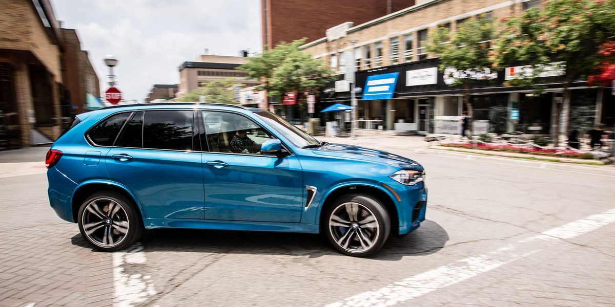 2017 BMW X5 M Instrumented Test | Review | Car and Driver