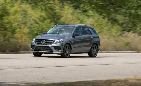 2017 Mercedes Amg Gle43 4matic