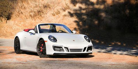 2017 Porsche 911 Carrera Gts Cabriolet Pdk Automatic Test