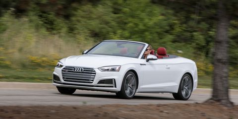 2018 Audi S5 Cabriolet Test | Review | Car and Driver